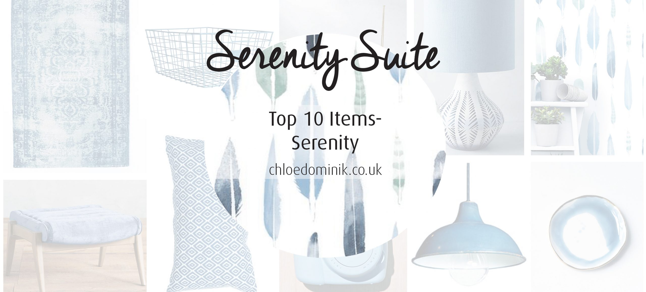 Serenity Suite: Top 10 Items- Serenity