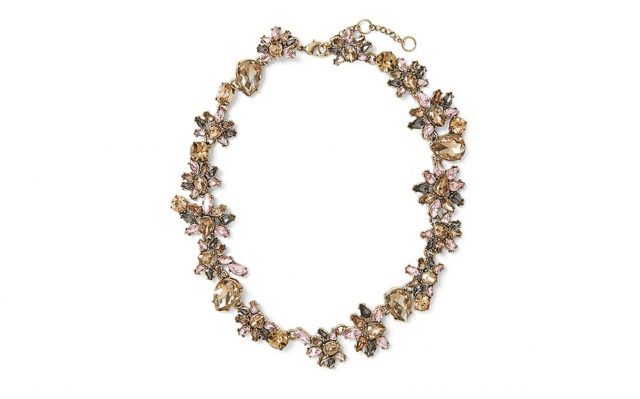 Embellished Necklaces to Finish Your Party Season Outfit