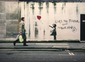 Banksy Exhibit Curated By Steve Lazarides