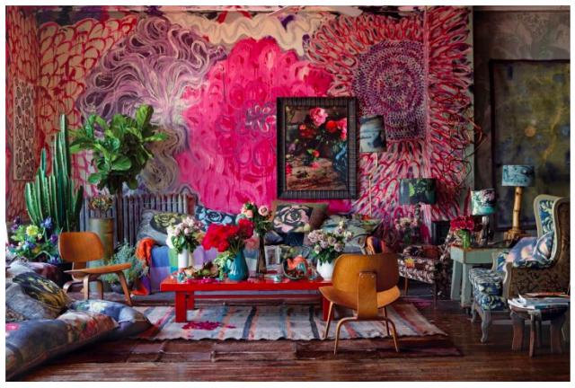 Maximalist Interior Design