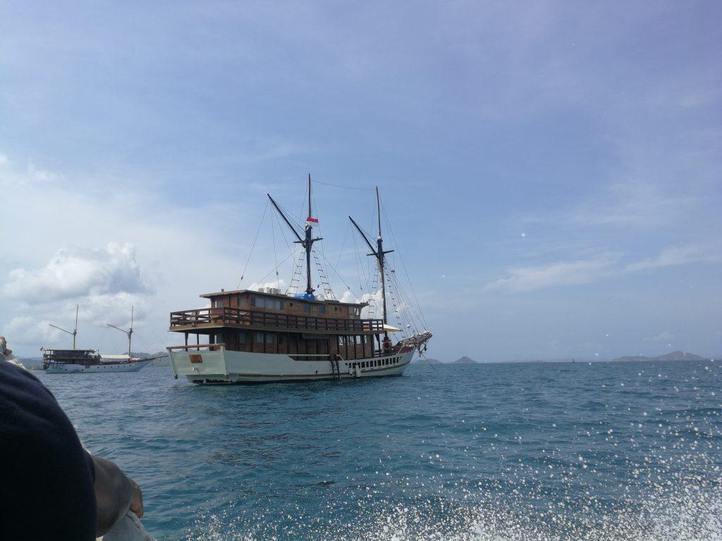 Adishree Boat Sailing From Labuan Bajo