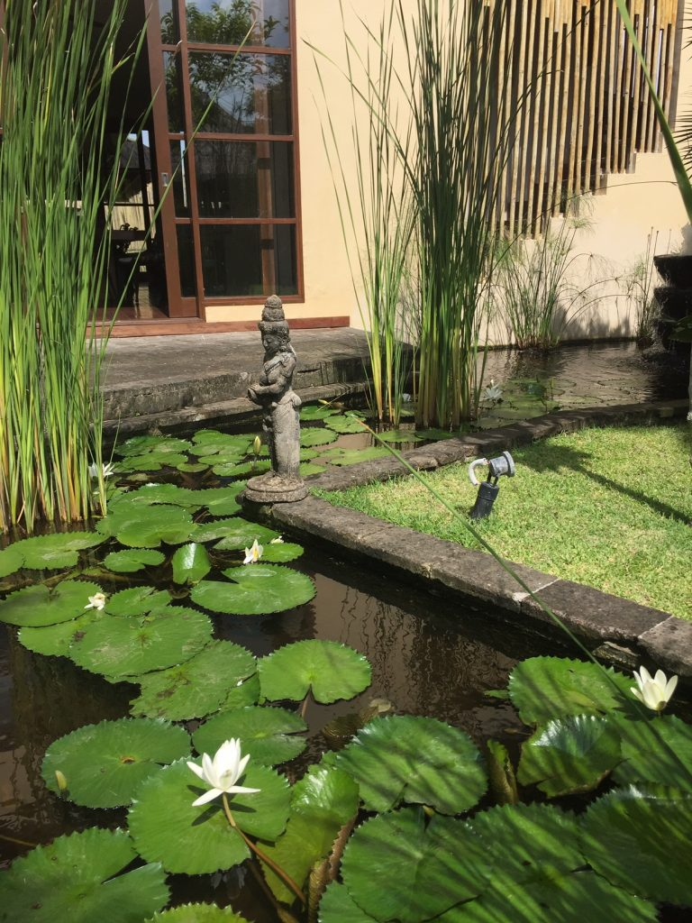 Indonesian Design Inspiration - Villa Mary Garden landscaping
