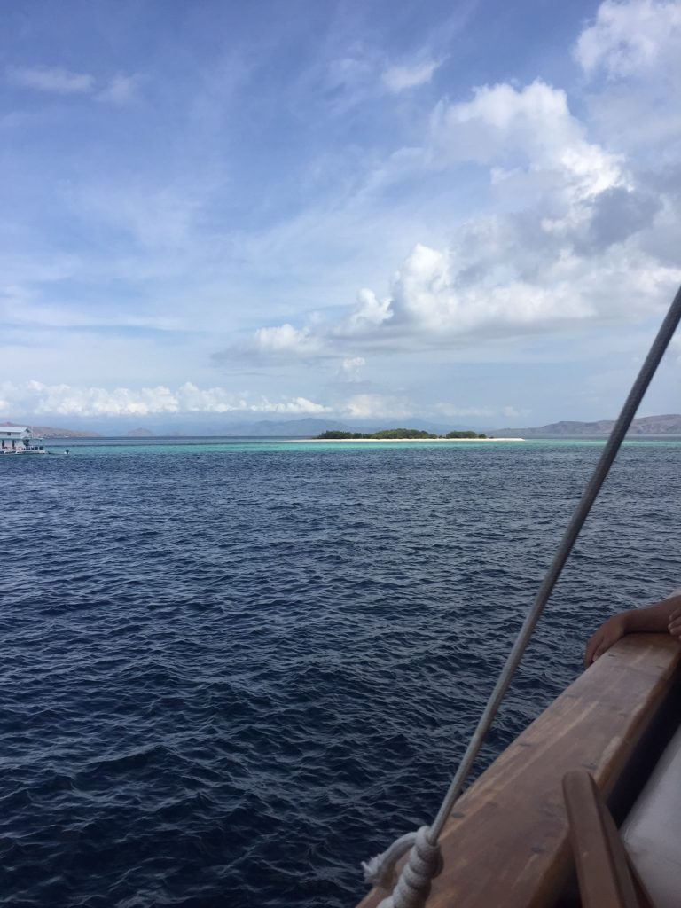 Sailing around the Indonesian Islands