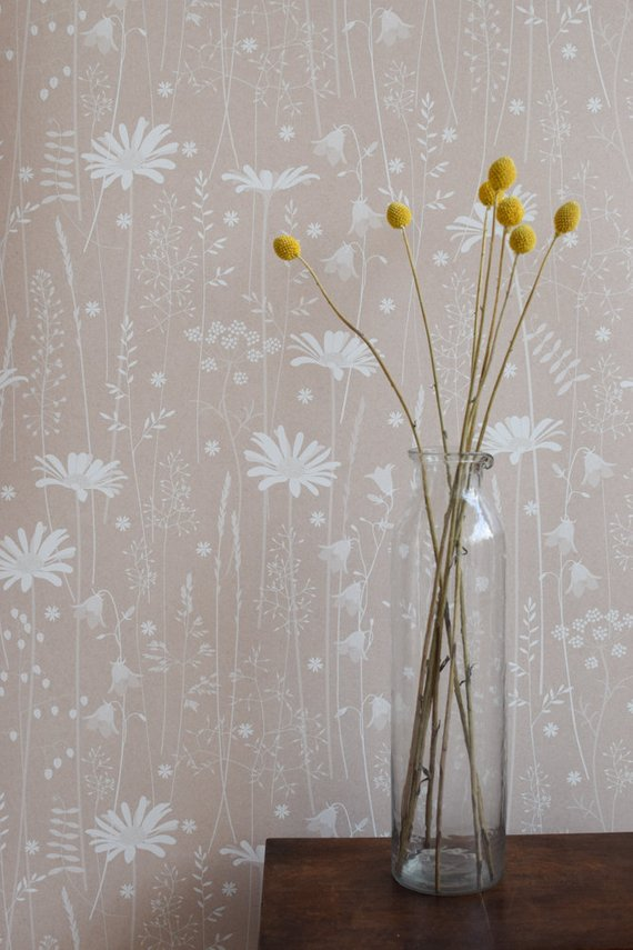 Etsy Hannah nunn -Top 15: Favourite Spring Wall Coverings
