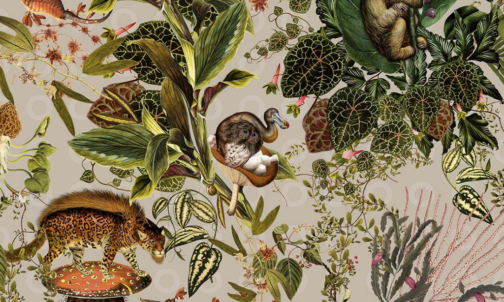 Arte Moooi -Top 15: Favourite Spring Wall Coverings