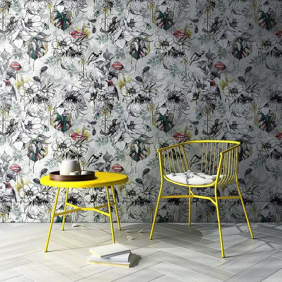 Top 15: Favourite Spring Wall Coverings