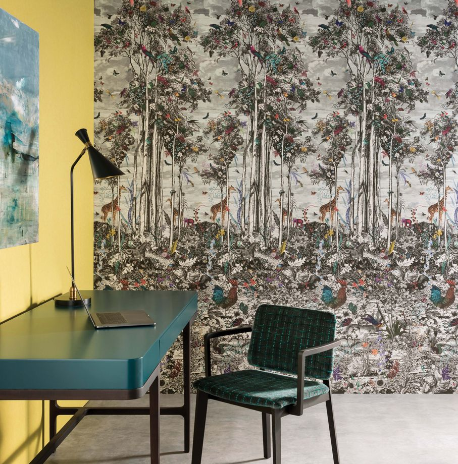 Osborne & Little Animal Glade -Top 15: Favourite Spring Wall Coverings