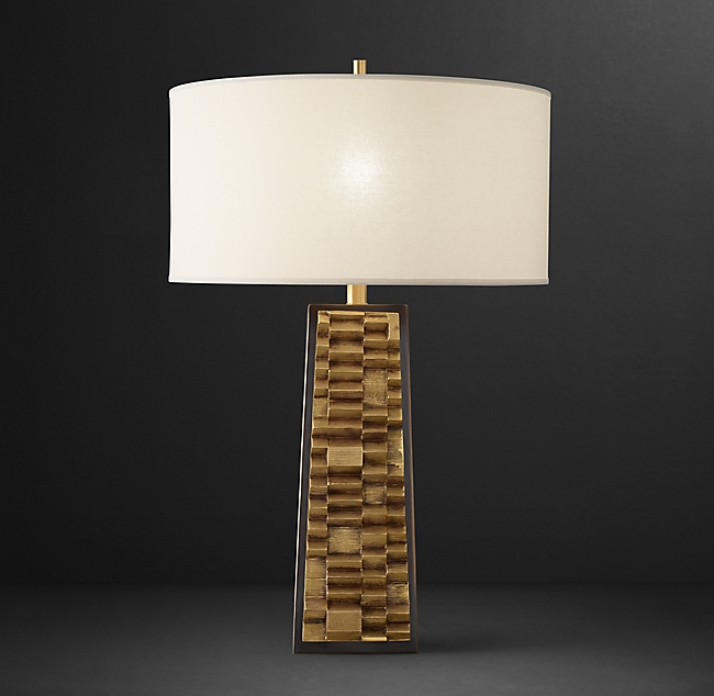 Kerry Washington: Home Style Essentials - RH Brutalist Constructivist Lamp