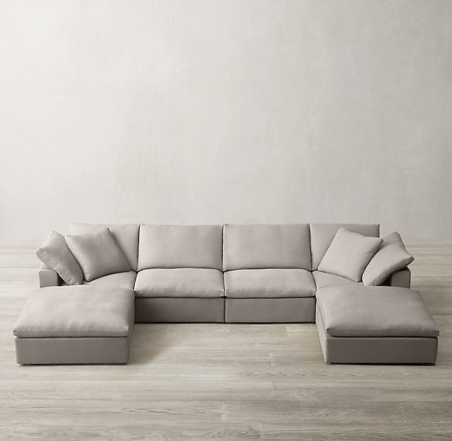 RH Cloud Modular Sofa