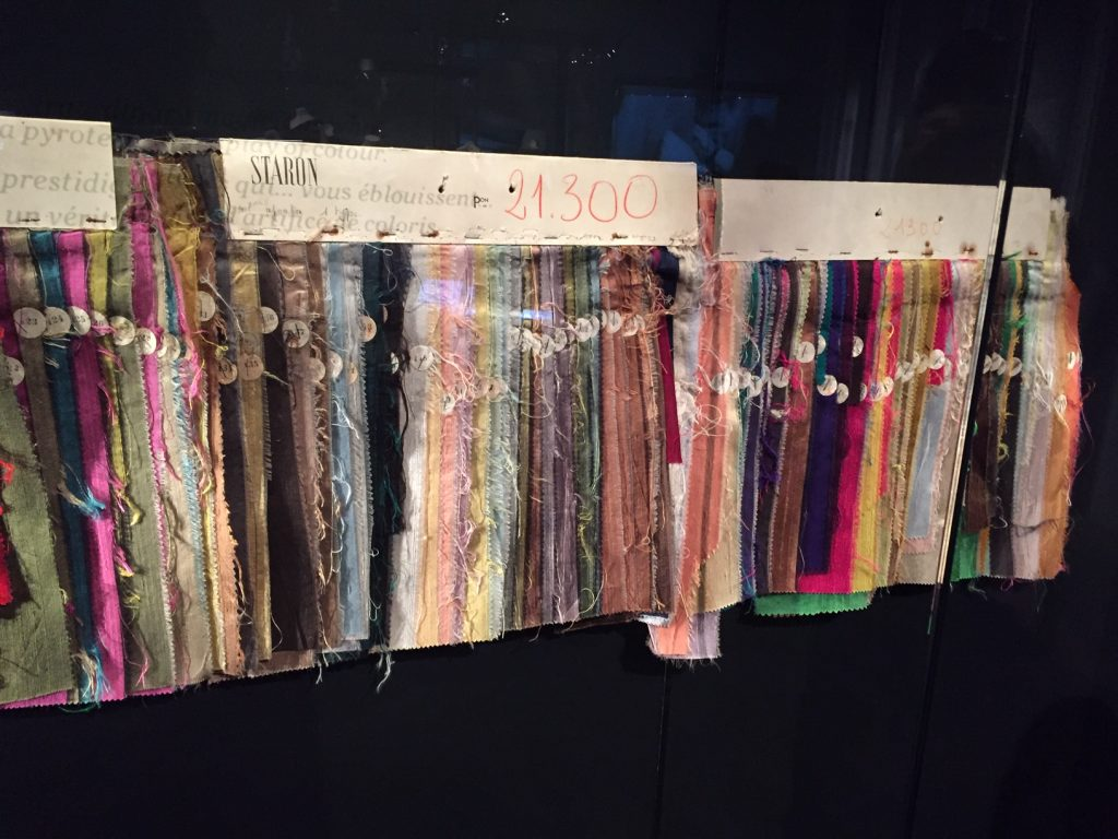 Fabric Samples - Christian Dior From Toronto to London