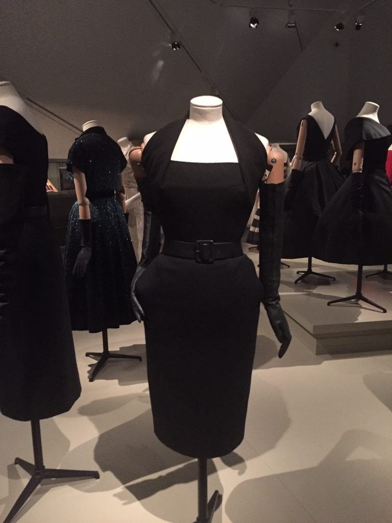 Little Black Dress - Christian Dior From Toronto to London