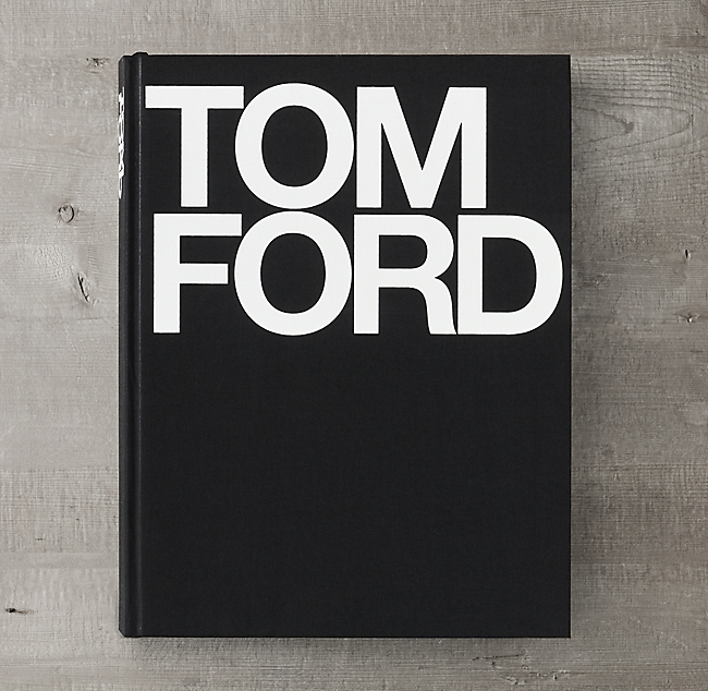 Kerry Washington: Home Style Essentials - RH Tom Ford Coffee Book