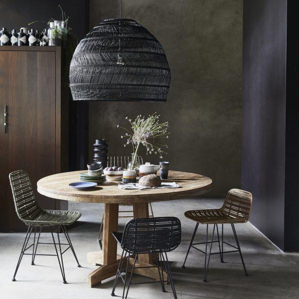 Basket - Rattan Lighting For Spring
