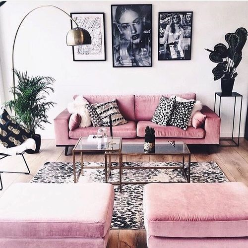 Making Spring Cleaning Look Good: The Living Room