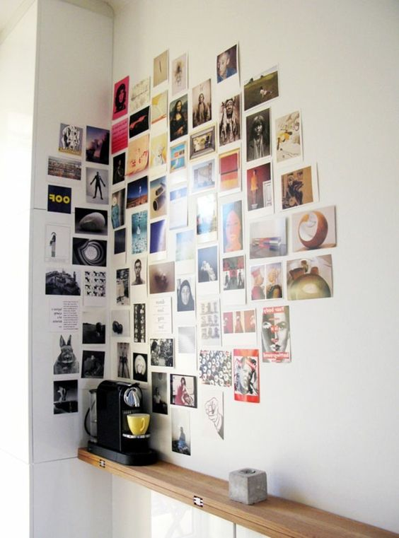 12 Ways To Display Your Gallery Wall - Postcard