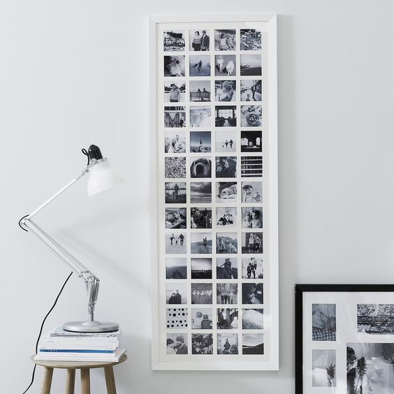 12 Ways To Display Your Gallery Wall - Multiples