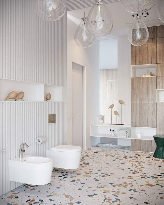 Terrazzo Still on Trend for 2019? - Balanced Bathroom