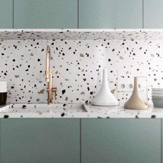 Terrazzo Still on Trend for 2019? - Modern Kitchen Countertop