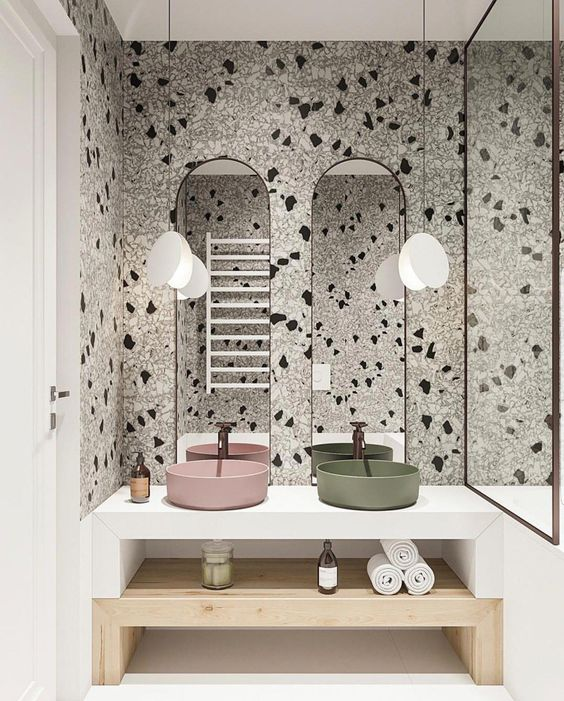 Playful Bathroom
