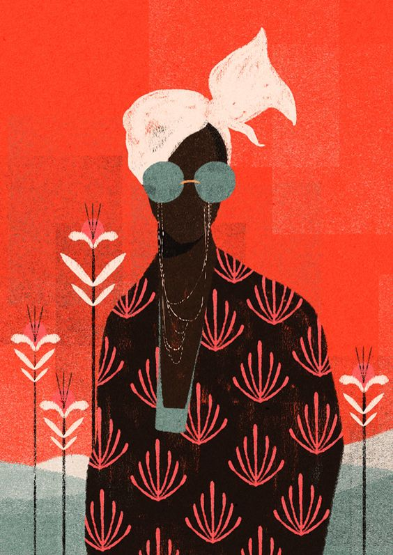 Willian Santiago Brazilian illustrator - Kalemba II