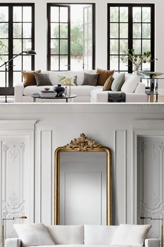 How To Create a Parisian Style Interior