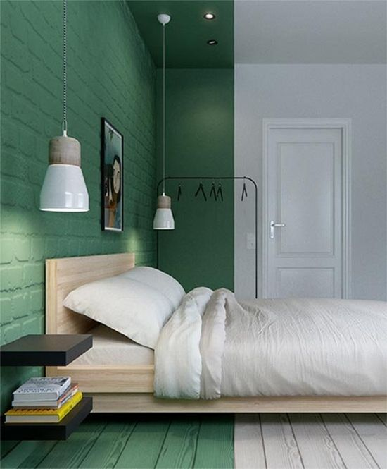Split-Mint-Bedroom