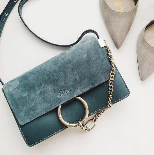 Fall Pinterest Favourite Pins - Chloe Faye Shoulder Bag