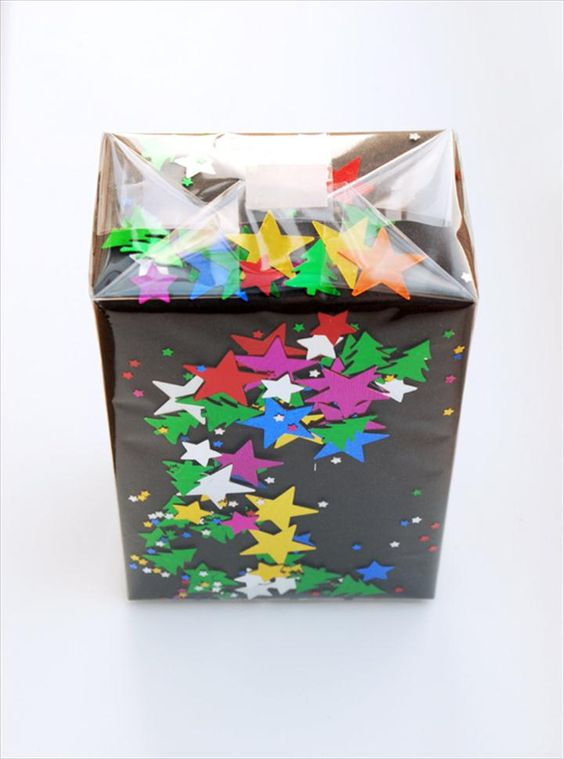 20 Creative Ways To Gift Wrap Your Presents This Christmas - Confetti Wrap