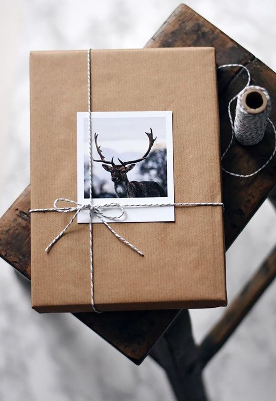 20 Creative Ways To Gift Wrap Your Presents This Christmas - Postcard
