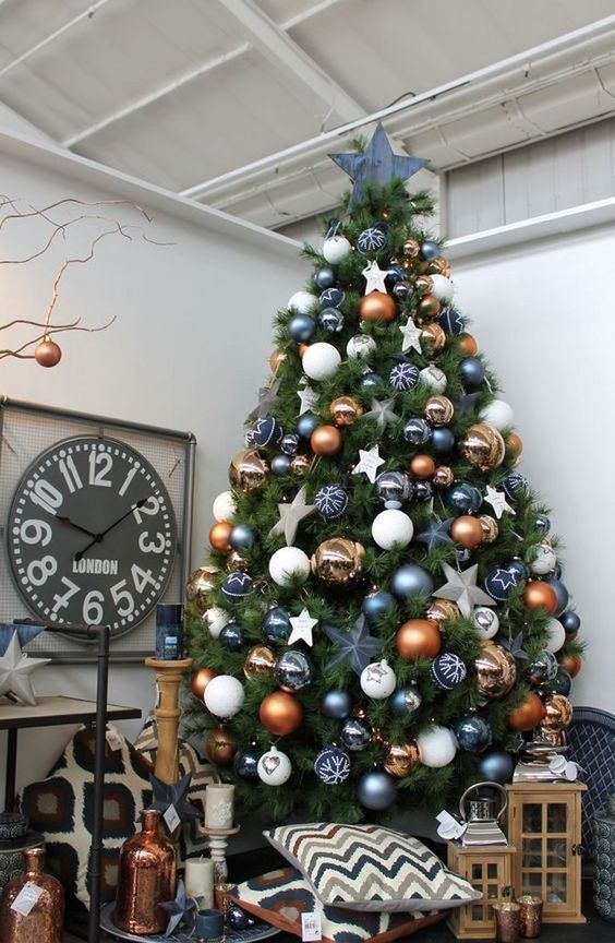 20 Gorgeous Christmas Tree Decoration Ideas