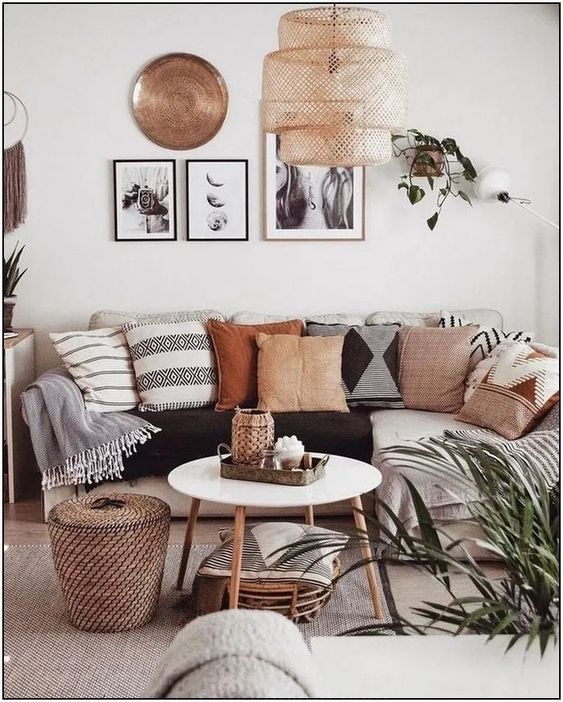 10 Interior 2020 Trends That Will Be Carrying On Next Year - Rattan and Wicker