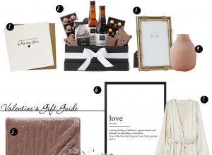 Valentine Gift Guide