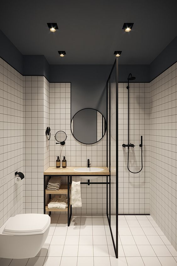 9 Top Tips To Consider Before Creating A Wet Room - Modern Wet Room Easy Cleaning